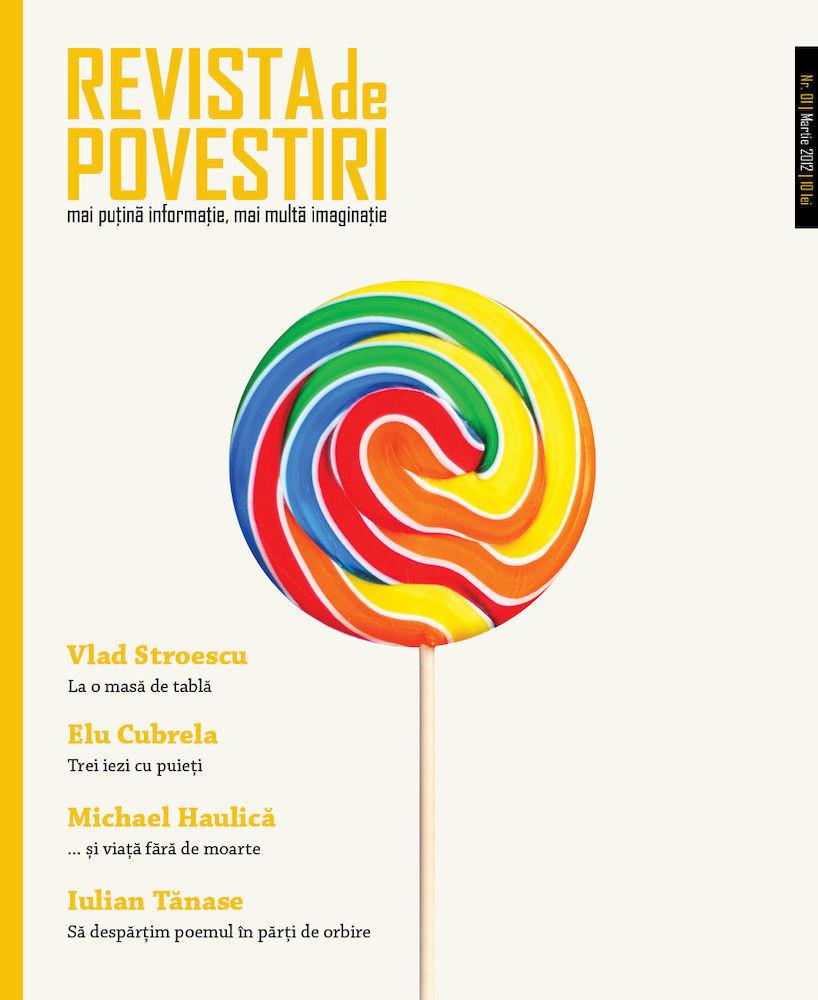 - Revista de Povestiri - Nr. 1, martie 2012 -