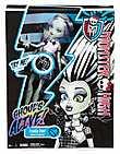 Monster High, Papusi interactive - Frankie Stein