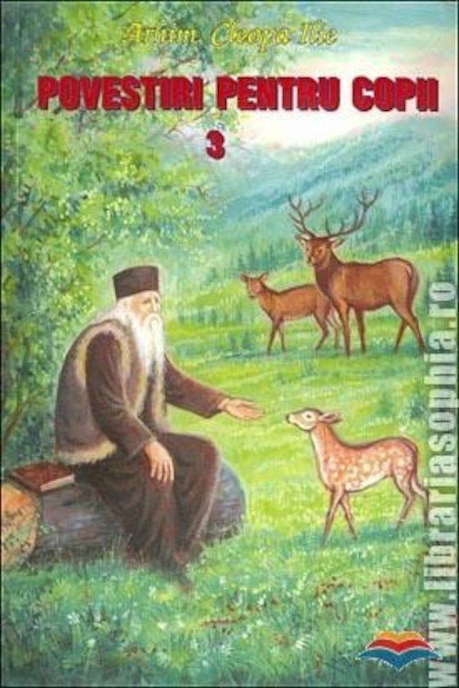 pdf epub ebook Povestiri si rugaciuni pentru copii. Vol. 3