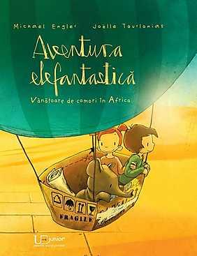 Aventura elefantastica. Vanatoarea de comori in Africa