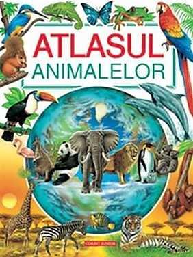 Atlasul animalelor  - Fleurus