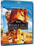 Regele Leu 2: Mandria Lui Simba - Bd Si Dvd