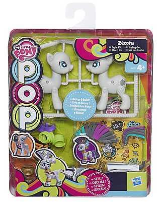 My Little Pony, Set Ponei Pop cu accesorii - Zecora
