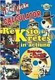 Reksio si Kretes in actiune (cu CD)