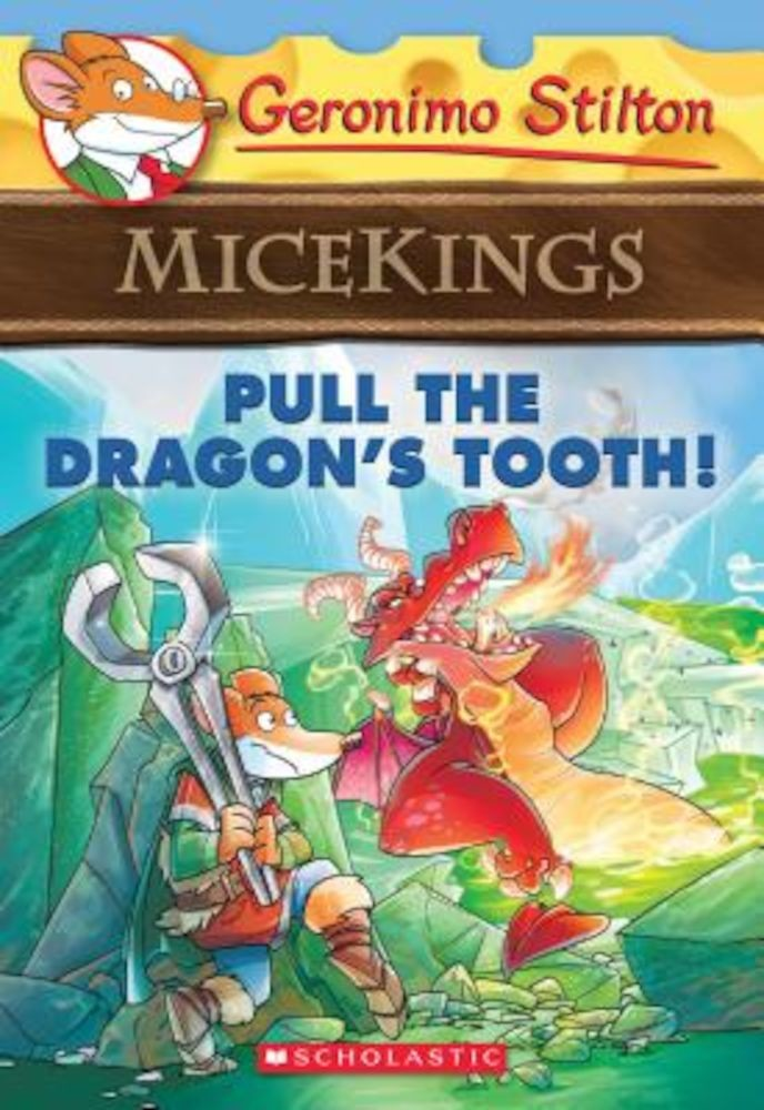 Pull the Dragon's Tooth!, Paperback pdf pret librarie elefant oferta