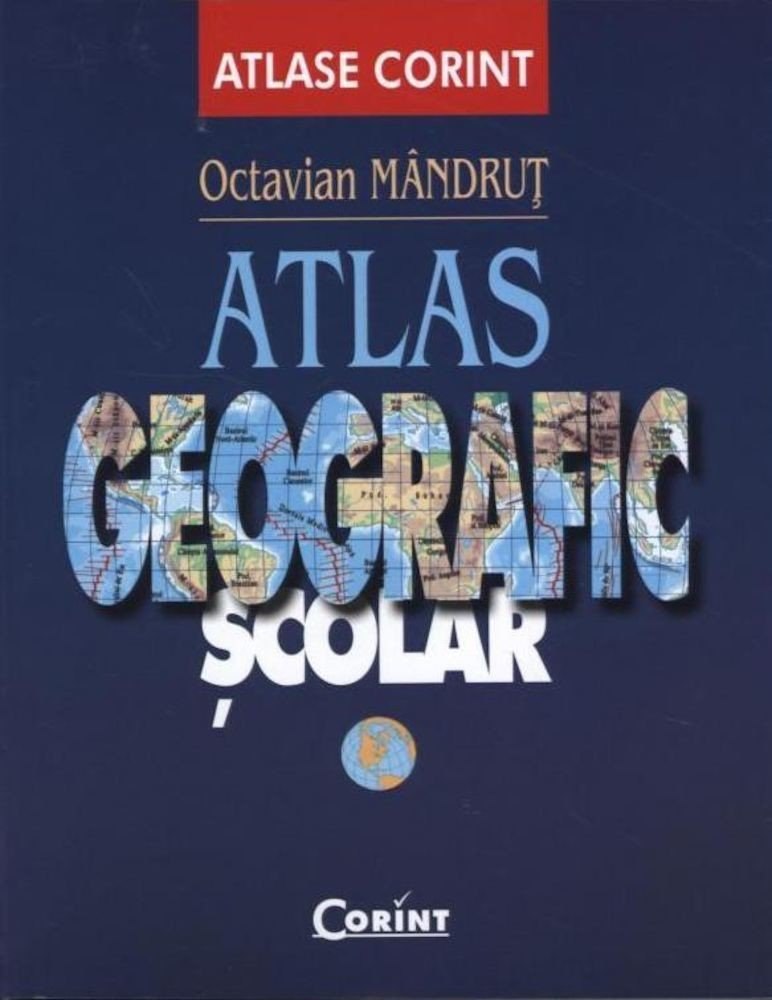 Atlas geografic al lumii