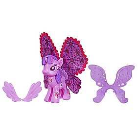 My Little Pony, Set Ponei Pop cu aripi - Printesa Twilight Sparkle