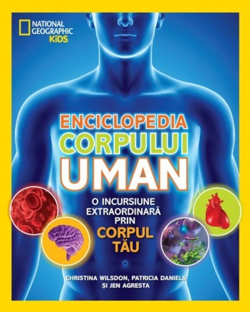 Enciclopedia corpului uman, editura Litera