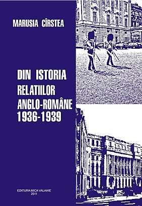 Din istoria relatiilor anglo-romane 1936-1939 - Array