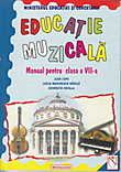 Educatie Muzicala. Manual Clasa A Vii-a