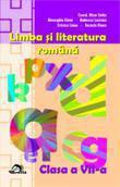 Limba si literatura romana pentru clasa a VII-a