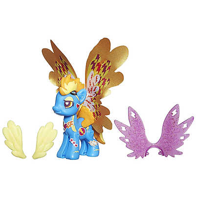 My Little Pony, Set Ponei Pop cu aripi - Spitfire