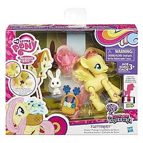 My Little Pony, Set Explore Equestria - Culege flori cu Fluttershy