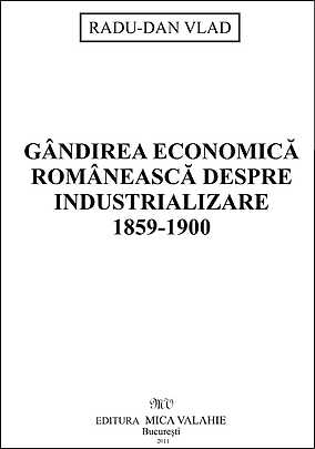 Gandirea economica romaneasca despre industrializare 1859-1900 - Array