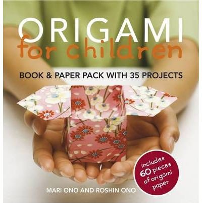 mari ono roshin ono origami for children book and