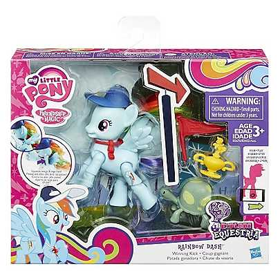 My Little Pony, Set Explore Equestria - Intrece-te cu Rainbow Dash
