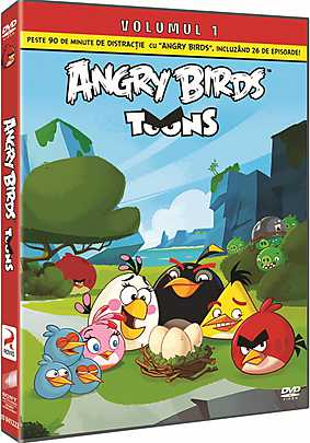 Angry birds, Volumul 1 - Array