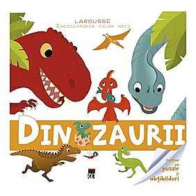 Dinozaurii, Enciclopedia celor mici