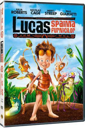 Lucas, spaima furnicilor - Array