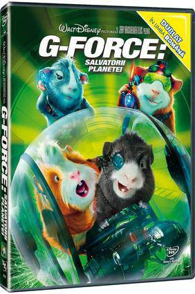 G-Force: salvatorii planetei - Array