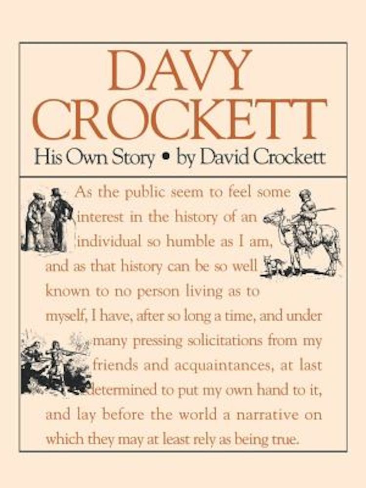 summary to david crocketts speech Famed as a frontiersman, folk hero, congressman and alamo defender, davy crockett was one of the most celebrated and mythologized figures in american history crockett's biographers often say there were actually two crocketts: david, the frontiersman and congressman martyred at the alamo, and davy.