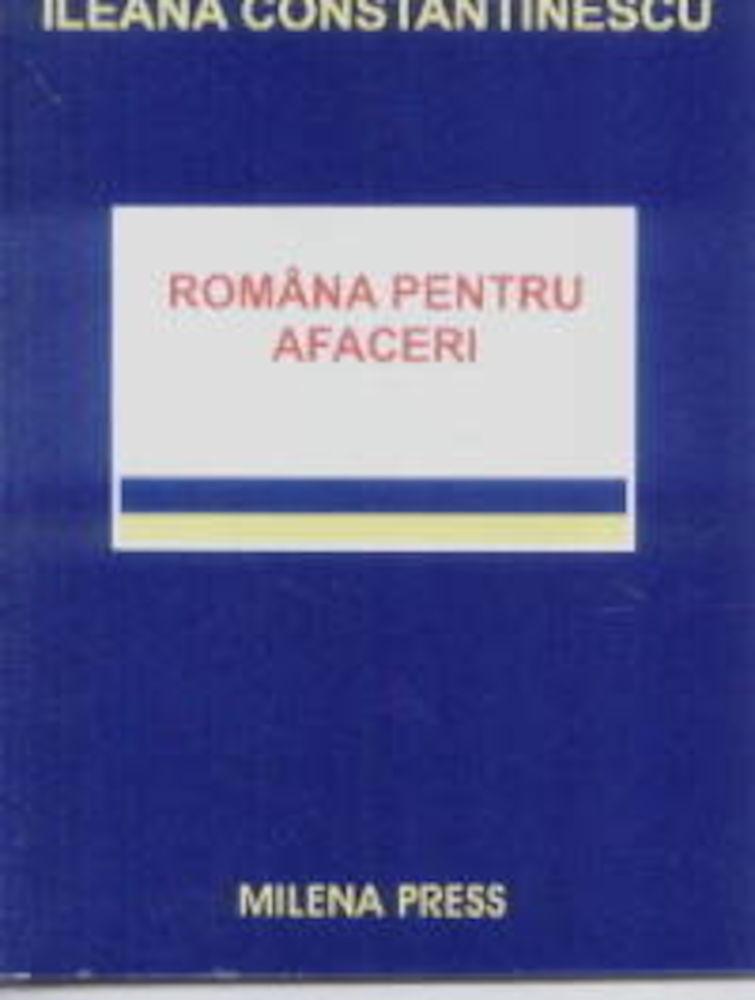pdf epub ebook Romana pentru afaceri