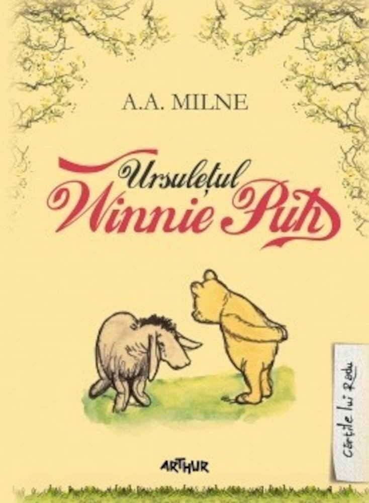 PDF ePUB Ursuletul Winnie Puh de Alan Alexander Milne (Download eBook)