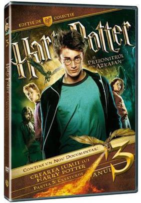Harry Potter si Prizonierul din Azkaban - Editie de colectie pe 3 discuri - Array