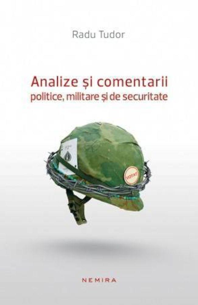 pdf epub ebook Analize si comentarii politice, militare si de securitate