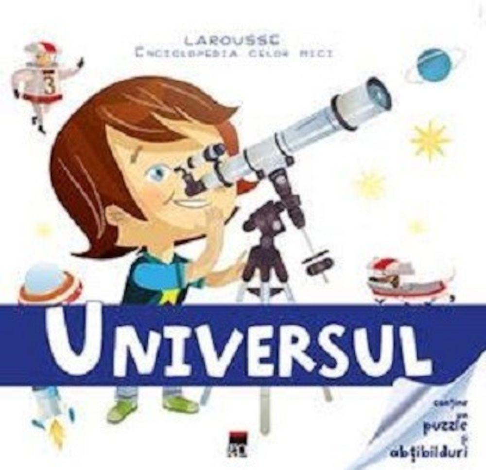 Universul, Enciclopedia celor mici