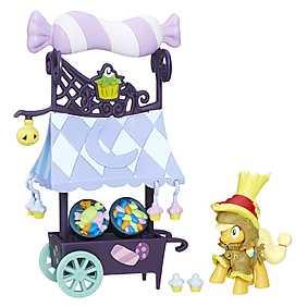 My Little Pony, Set Friendship is Magic - Caruciorul cu dulciuri