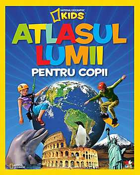 Atlasul lumii pentru copii