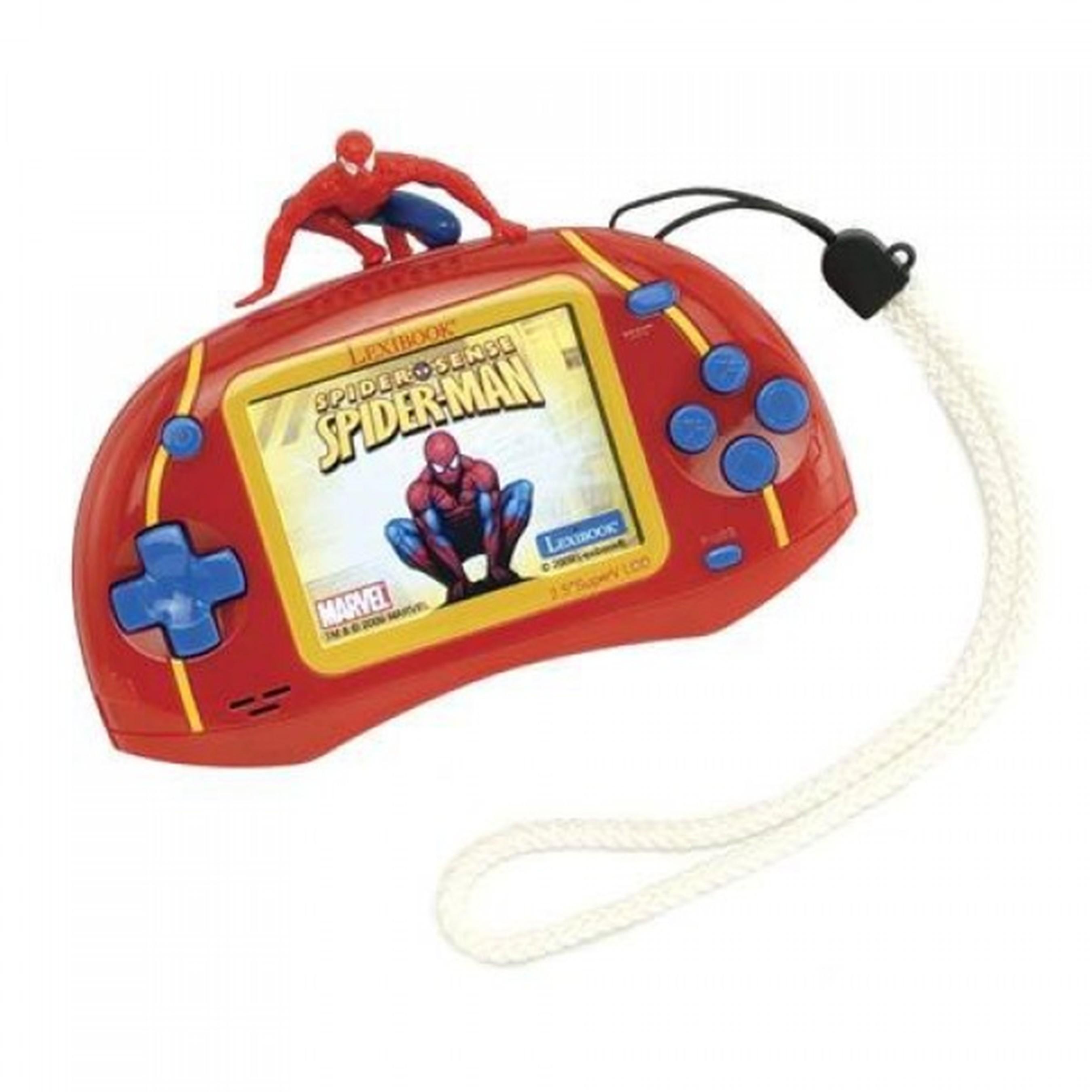 Lexibook lexibook consola spider man jl2500sp - Console de jeux lexibook ...