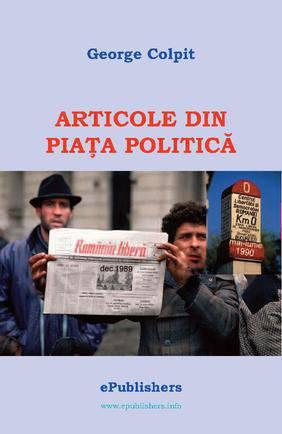 Articole de pe piata politica - Array