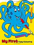 My First Colouring Book: Octopus