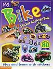 My Sticker Activity Books Bike