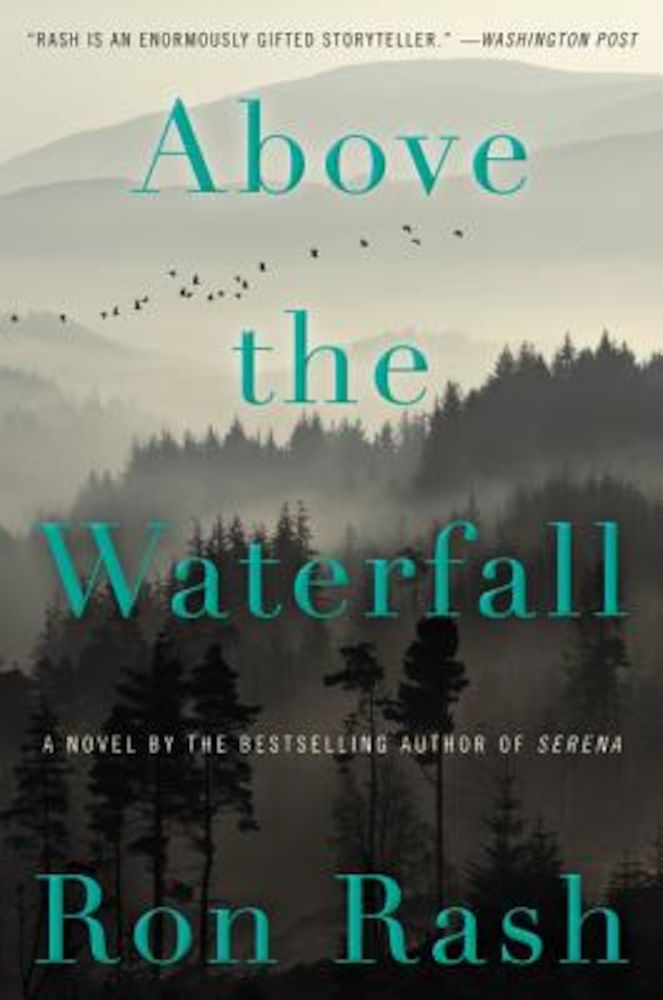 Above the Waterfall, Paperback pdf pret librarie elefant oferta