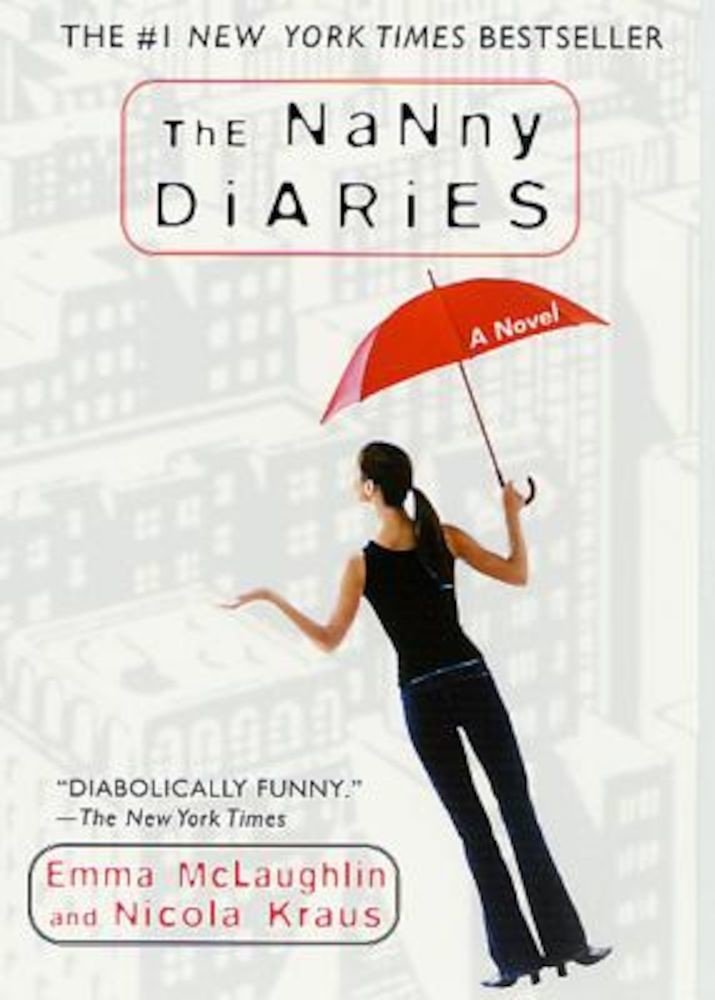pdf epub ebook The Nanny Diaries, Paperback