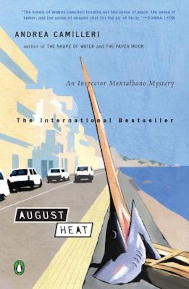 August Heat, Paperback pdf pret librarie elefant oferta