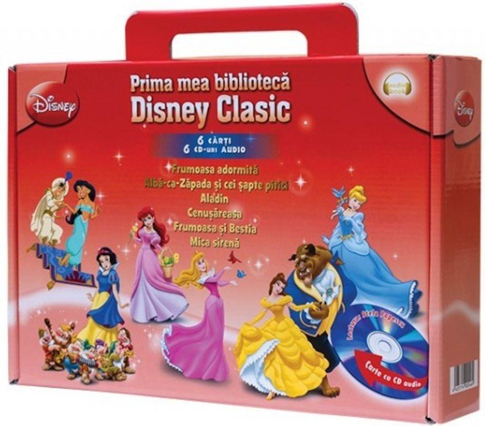 Pachet: Prima mea biblioteca Disney Clasic