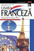 Limba franceza. Manual pentru clasa X-a