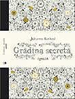 Agenda antistres - Gradina secreta  - Johanna Basford