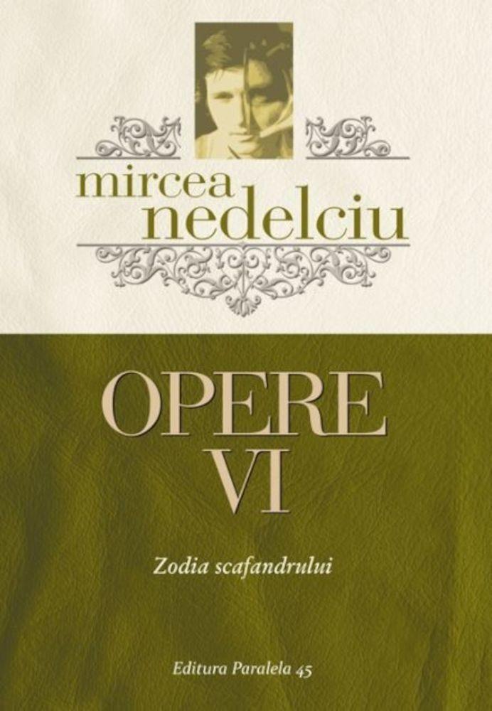 pdf epub ebook Opere VI. Zodia scafandrului
