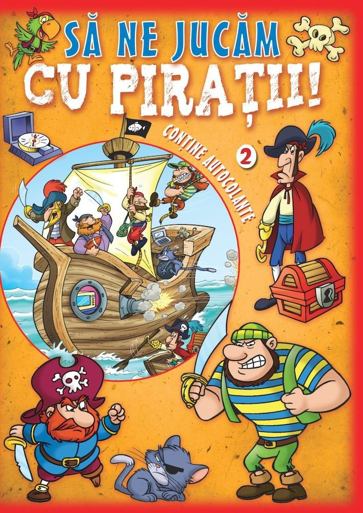 Sa ne jucam cu piratii