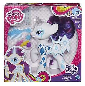 My Little Pony - Cutie Mark Magic, Ponei Glamor Glow - Rarity