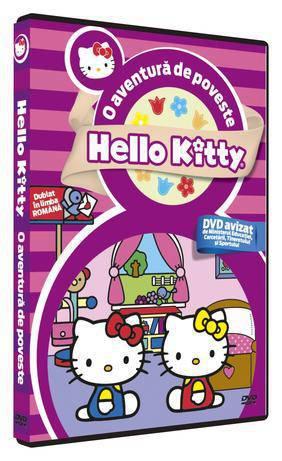 Hello Kitty - O aventura de poveste - Array