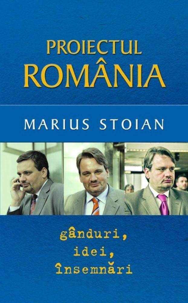 pdf epub ebook Proiectul Romania: Ganduri, idei, insemnari