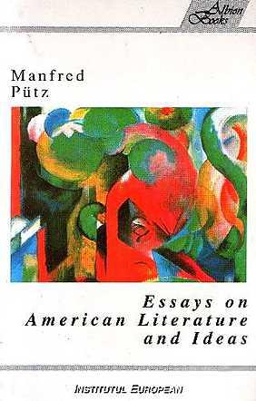 Essays on American Literature and Idea (Eseuri americane) - Manfred ...