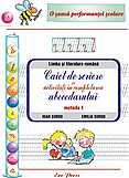 Caiet de scriere si activitati in completarea abecedarului - Metoda 1