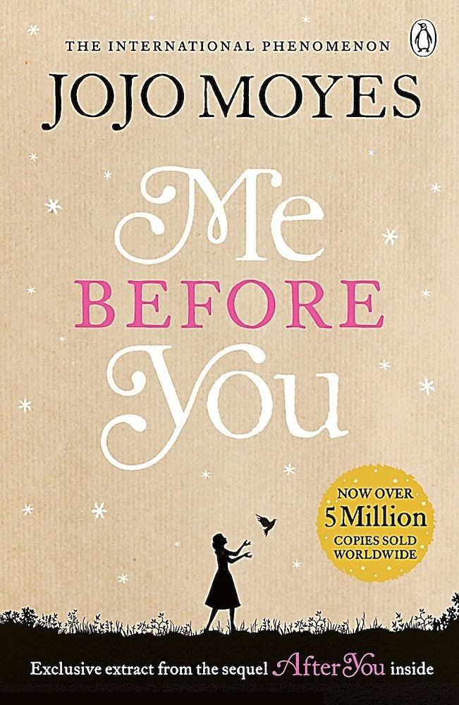 Jojo Moyes - Me Before You -